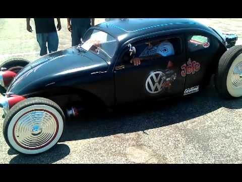 VW Rat rod at Pomona California.