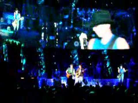 Kenny Chesney Flip Flop Summer Tour 2007