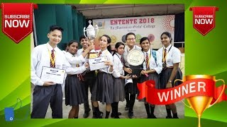 Hip hop dance competition choreographed by Vaibhav Dixit