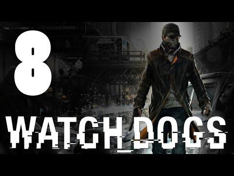 Watch Dogs - Прохождение игры на русском [#8] PC