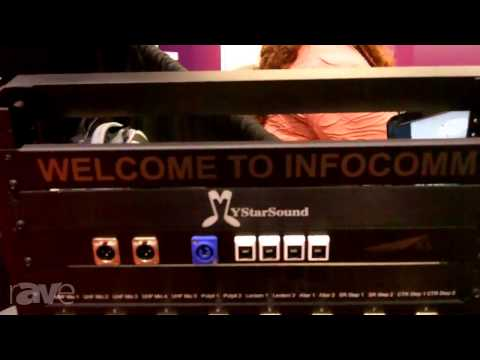 InfoComm 2013: Four Star Overviews Cable And Mounts
