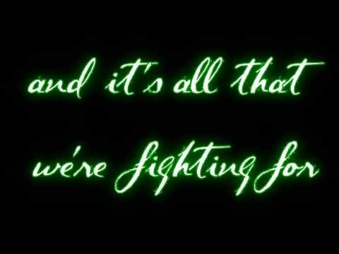 Within Temptation (feat. Tarja Turunen) - Paradise (what About Us?) Lyrics video