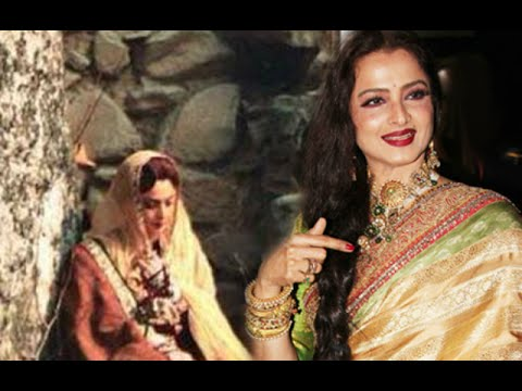 Rekha walks out of Katrina Kaif's Fitoor, gets replaced by Tabu | SpotboyE