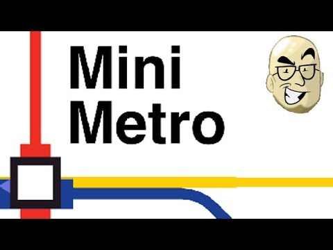 Let's Look At: Mini Metro!