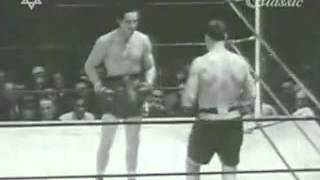 Max Baer Vs Primo Carnera 1934 Title Fight Highlights.