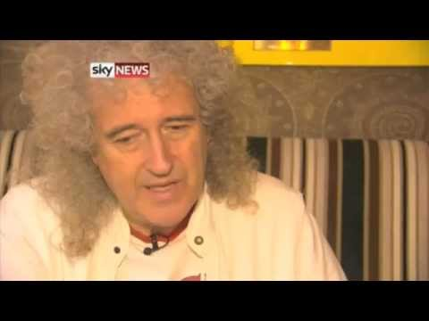 Brian May's Private Collection - 40 Years of Queen Book Launch