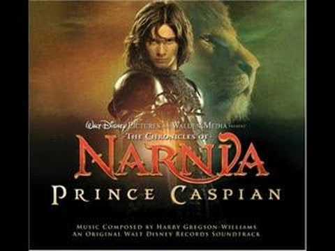The Call - Regina Spektor (prince Caspian Soundtrack) video