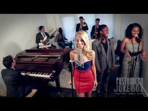 Maps – Vintage 1970s Soul Maroon 5 Cover ft. Morgan James