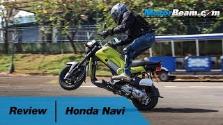 Honda Navi Review | MotorBeam