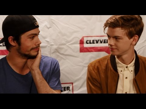 Maze Runner: The Scorch Trials Cast Interview - Comic Con 2015