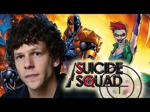 Jesse Eisenberg's Lex Luthor Eyed For Suicide Squad