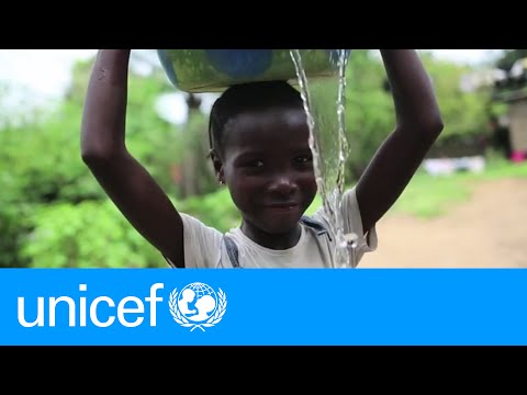Tell us what #wateris to you | UNICEF