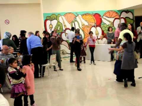 Raghse   Afrighai,, Khub  Bahal  Irani  Khub  , video