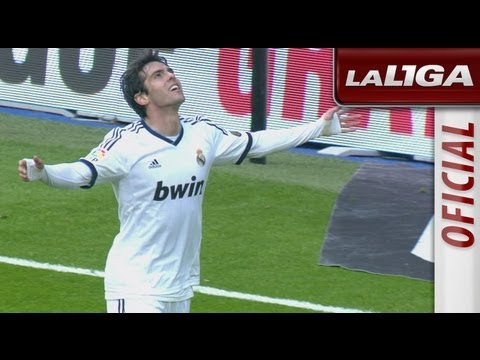 Resumen de Real Madrid (5-1) UD Levante  - HD - Highlights