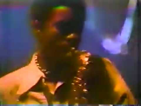 Darryl Dixon with P-Funk (Earth Tour 1977)