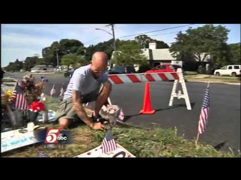 Community Continues to Honor Fallen Officer