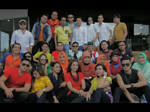 YANG PENTING HAPPY | D'STARS FAMILY | OFFICIAL VIDEO