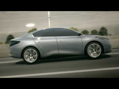 New Renault Fluence ZE Concept