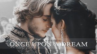 • mary & francis | once upon a dream