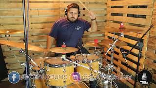 João Neto e Frederico - Rapariga Não part. Simone e Simaria (Drum Cover)