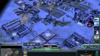 Command and Conquer - Generals Часть 4 Сильная оборона
