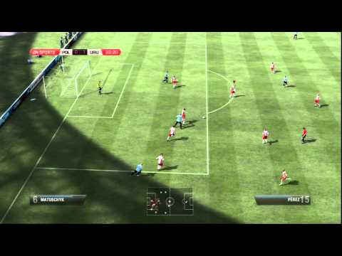 FIFA 12 [PS3] Husiek Gaming - Polska vs Urugwaj
