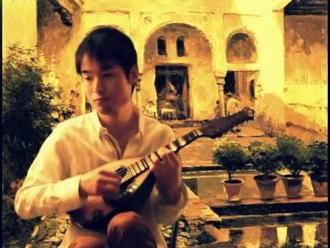Flamenco on Mandolin (Vicente Amigo)マンドリン独奏フラメンコ Ventanas Al Alma