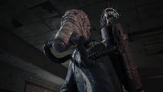 The Evil Within 2: Harbinger Boss Fight (4K 60fps)