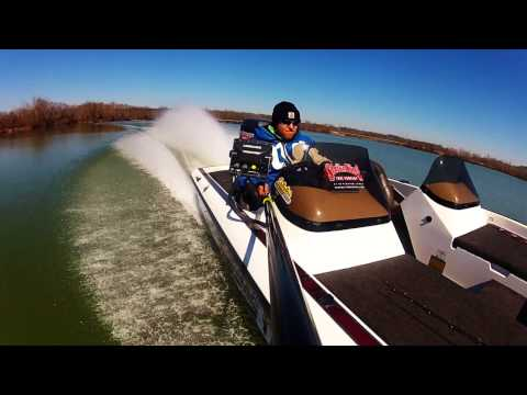 Arkansas Collegiate open Lake Dardanelle 2014