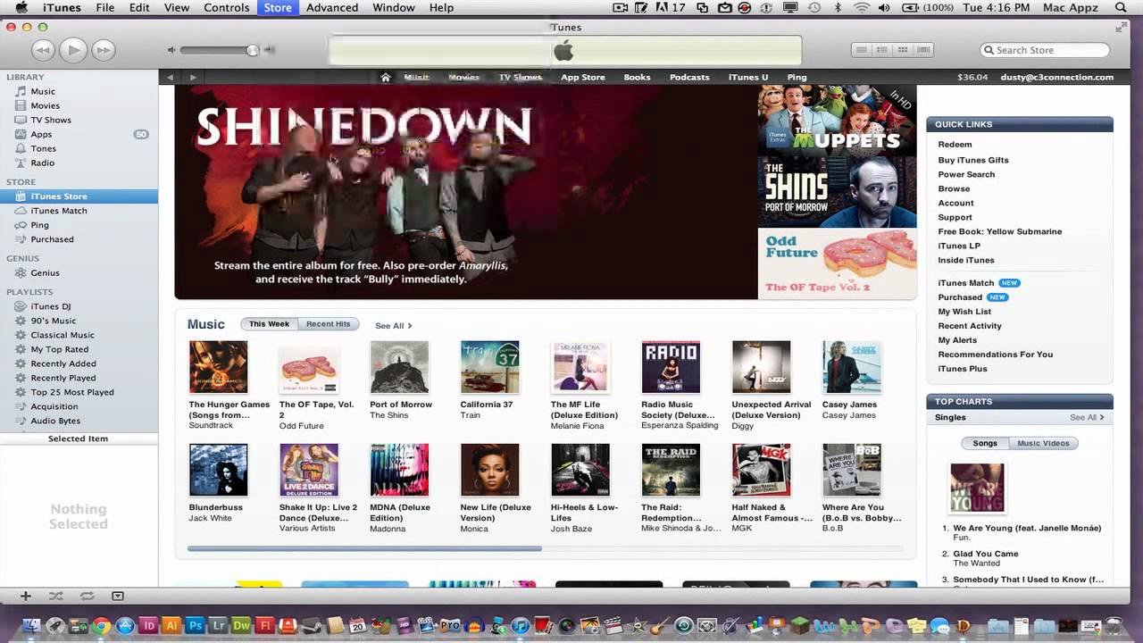 how to download itunes store