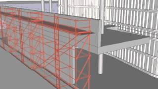 4D simulation for the teaching of high-rise structures principles