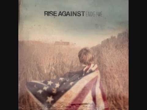 Rise Against - Endgame (Lyrics)
