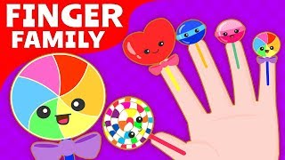 Finger Family Daddy Finger Song | Nursery Rhymes and Kids Songs