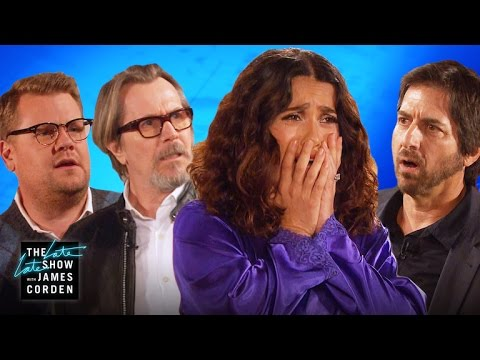 Justin Bieber Soap Opera w/ Salma Hayek Pinault, Ray Romano & Gary Oldman