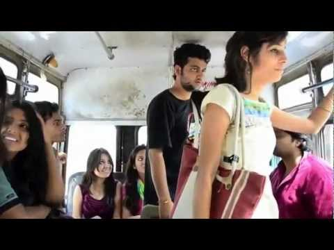 What Girls And Boys Doing In Bus - A Journey To Remember video