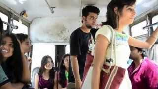 Download What Girls and boys Doing in bus - A journey to remember 3Gp Mp4