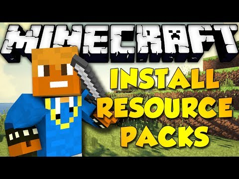 Minecraft: How To Install Resource Packs In Minecraft 1.7.9! | [Mac/PC]