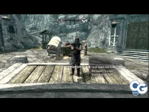 The Elder Scrolls V Skyrim - The Forsworn Conspiracy Part 1