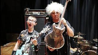 Guitar Gear Rundown: KING BUZZO of the MELVINS