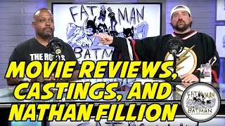 MOVIE REVIEWS, CASTINGS, AND NATHAN FILLION