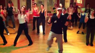How to dance AI SE EU TE PEGO by Schweppy feat. Radio ENERGY - ZUMBA 2012