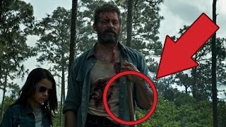 Logan Teaser Trailer Analysis, Secrets, and Easter Eggs - IGN Rewind Theater