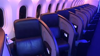 Flight Report LHR-HKG Virgin Atlantic Upper Class (Business) 787-900 (London Heathrow to Hong Kong)