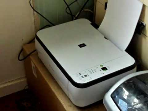 Canon PIXMA MP270 All In One Printer Review