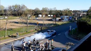 Nürburgring CarFreitag 2019 Highlights,Burnouts,...