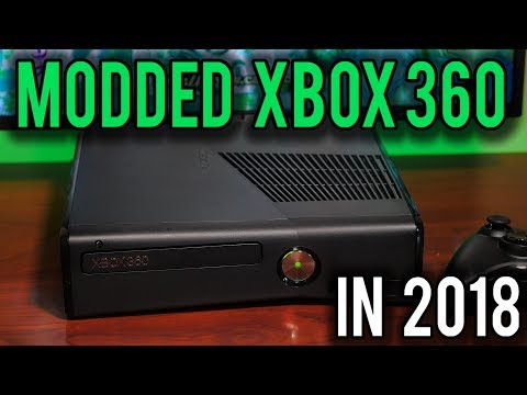 Why YOU need a Modded Xbox 360 in 2018 - The History. Custom Dashboards. Emulators. and More !   MVG