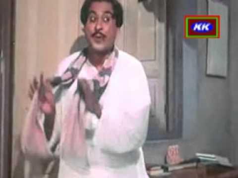 Mere Samne Wali Khidki Mein Ek Chand Ka Tokda Rehta Hai  Kishore Kumar  Padosan Kk video
