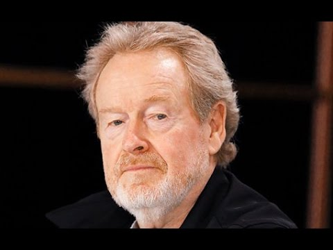 Ridley Scott Talks BLADE RUNNER 2 & PROMETHEUS - AMC Movie News