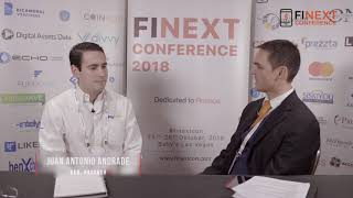 FiNext Conference Interview - Juan Antonio Andrade, CEO, PayCash