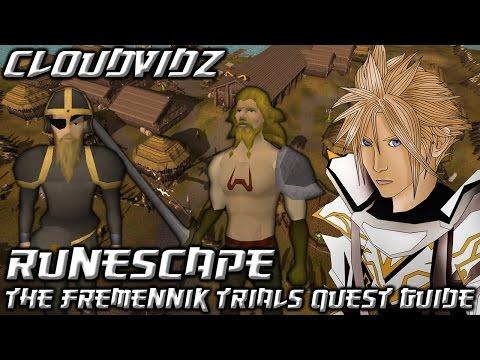 Runescape The Fremennik Trials Quest Guide HD Review Thumbnail